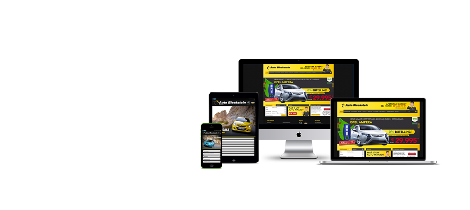 responsive websites Bleekstein