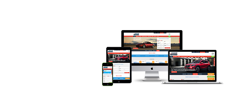 responsive websites Knoop
